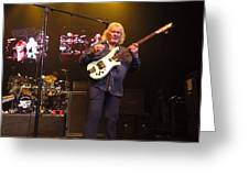 Chris Squire  -yes Greeting Card