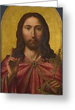 Christ Greeting Card