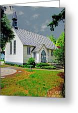Christ Church Greeting Card