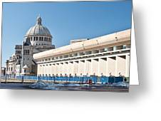 Christian Science Church Greeting Card
