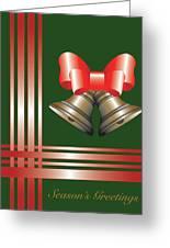 Christmas Bells 2 Greeting Card