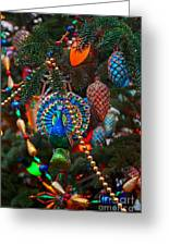 Christmas Bling #1 Greeting Card