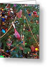 Christmas Bling #5 Greeting Card