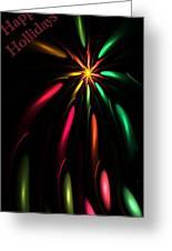 Christmas Card 110810 Greeting Card