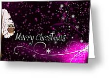 Christmas Card 2 Greeting Card
