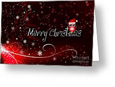 Christmas Card 3 Greeting Card
