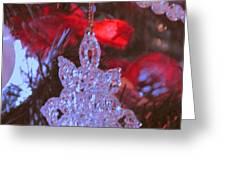 Christmas Composition Greeting Card
