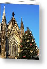 Christmas In Cologne Greeting Card