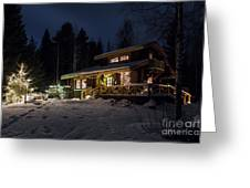 Christmas In Finland Greeting Card