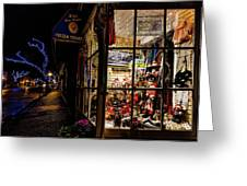 Christmas In Northport Greeting Card