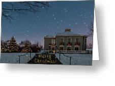 Christmas Lights Series #2 Greeting Card