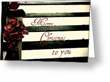 Christmas No. Eleven Greeting Card