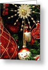 Christmas Ornaments 1 Greeting Card