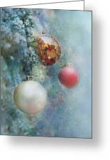 Christmas - Ornaments Greeting Card