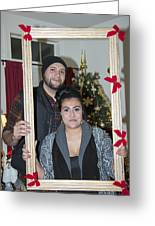 Christmas Party 2014 - 026 Greeting Card