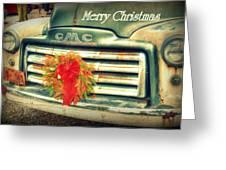 Christmas Pick Me Up II Greeting Card