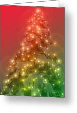 Christmas Radiance Greeting Card