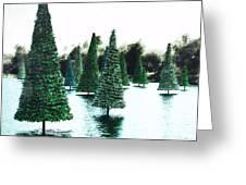 Christmas Sea Greeting Card
