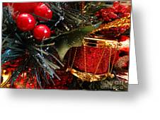 Christmas Time Is Here Greeting Card