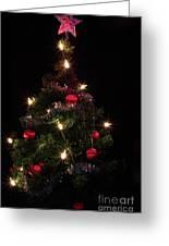 Christmas Tree 2 Greeting Card