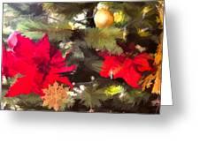 Christmas Tree 6 Greeting Card