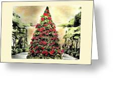 Christmas Tree Oh Christmas Tree Greeting Card