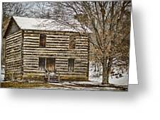 Christopher Taylor House Greeting Card