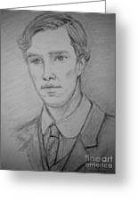 Christopher Tietjens Greeting Card
