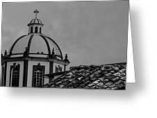 Church Dome 1 Greeting Card