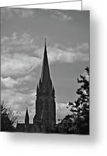 Church In Ireland Greeting Card