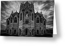 Church Of Our Lady Greeting Card