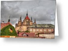 Church Of Saint Bartholomew Greeting Card