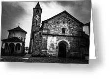 Church Of Santi Gervasio And Protasio Greeting Card