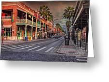 Cigar City Greeting Card