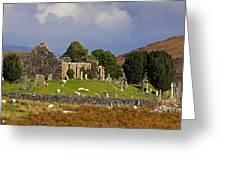 Cill Chroisd Isle Of Skye Greeting Card