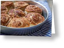Cinnamon Buns Greeting Card