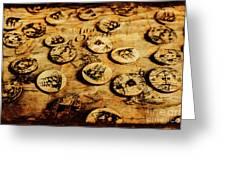 Circle Sails Greeting Card