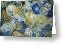 Circles Greeting Card