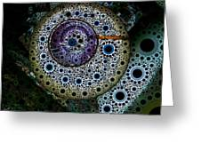 Circularity Greeting Card