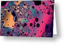 Circumstellar Dust Greeting Card