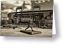 Citizens Park 1 Greeting Card