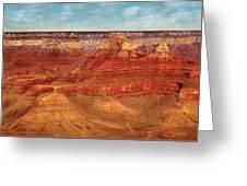 City - Arizona - The Grand Canyon Greeting Card by Mike Savad