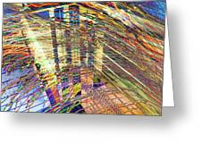 City In Motion 29 Greeting Card