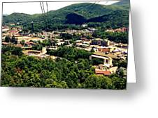 City Of Gatlinburg Greeting Card