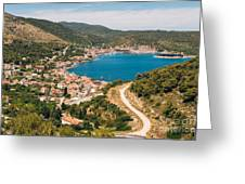 City Of Vis Greeting Card