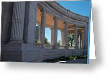 Civic Center Park Denver Co Greeting Card