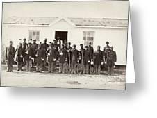 Civil War: Band, 1865 Greeting Card