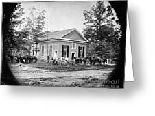 Civil War: Bethel Church Greeting Card by Granger