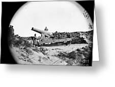 Civil War: Fort Fisher, 1865 Greeting Card