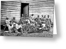 Civil War: Freed Slaves Greeting Card